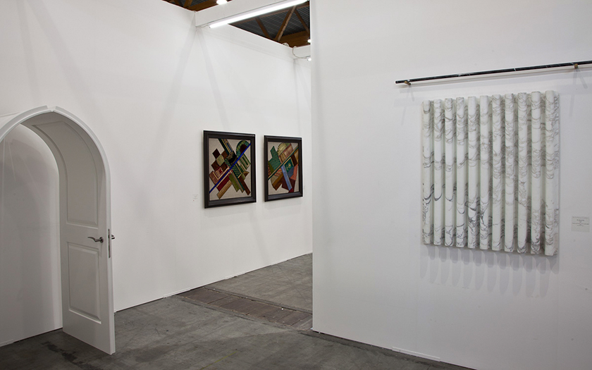 Keitelman Gallery at Art Brussels 2015