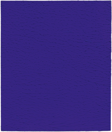 Sense Of Colors / Yves Klein