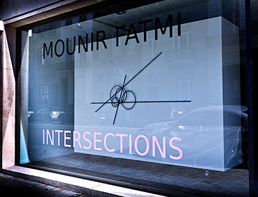 Mounir Fatmi - Instersections